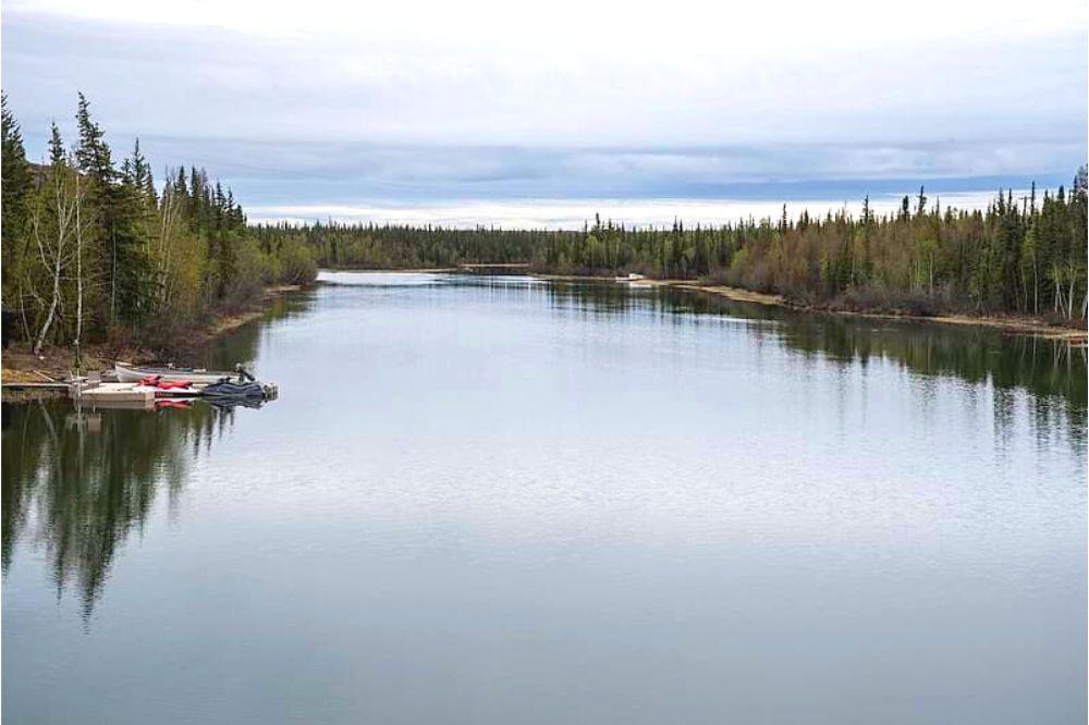 Great Slaves Lake, Canada