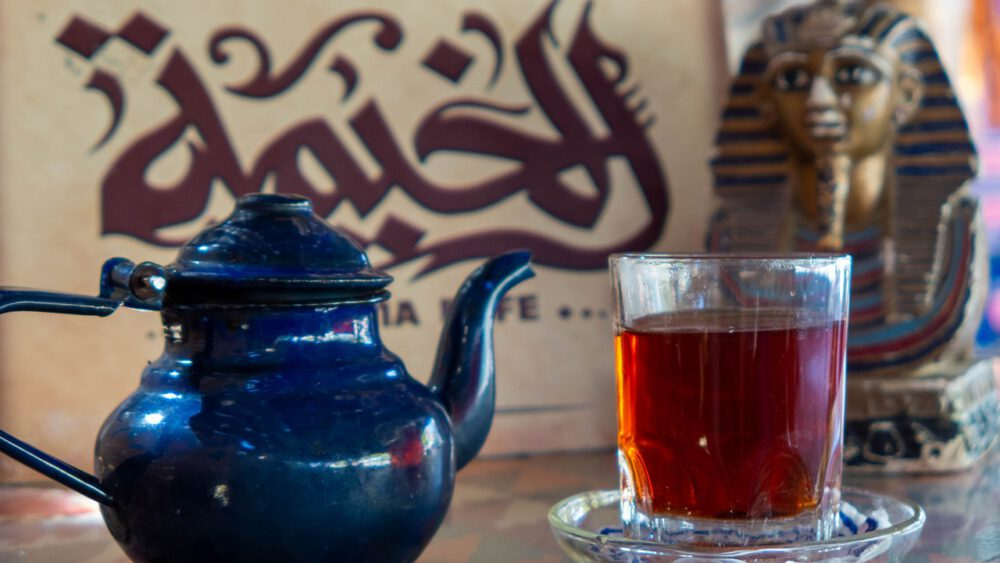 tè egiziano