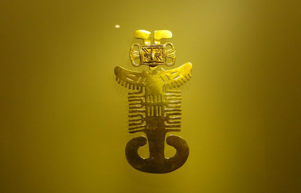 museo dell oro bogotà