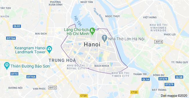 mappa hanoi