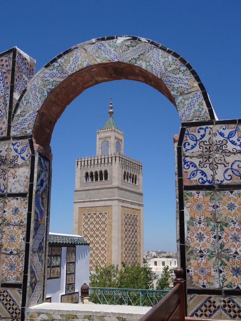 moschea tunisi