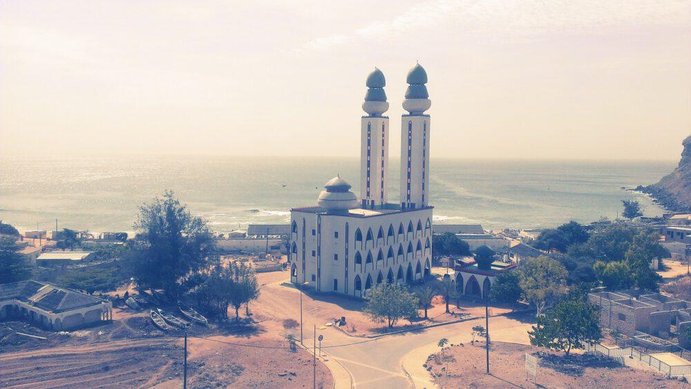 moschea dakar