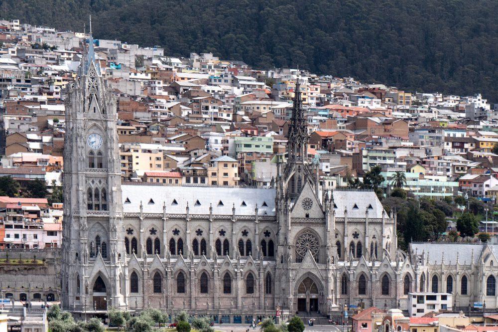 cattedrale quito