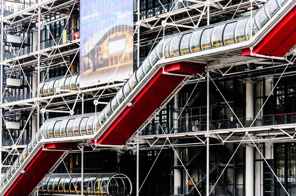 pompidou parigi