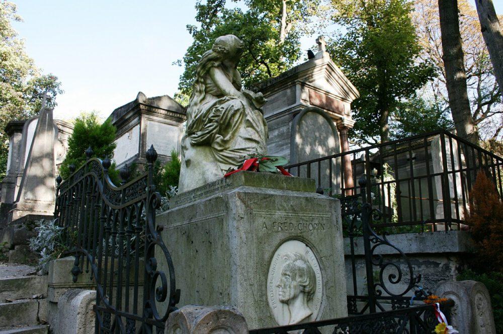 Cimitero di Père Lachaise foto